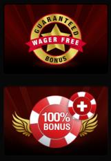 7Red er et av få casinoer som gir bonus uten omsetningskrav
