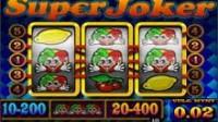 SuperJoker-automat