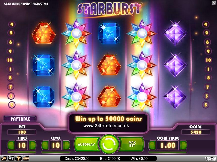 Starburst-slot5