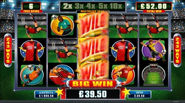 Football-Star-Slot-Game