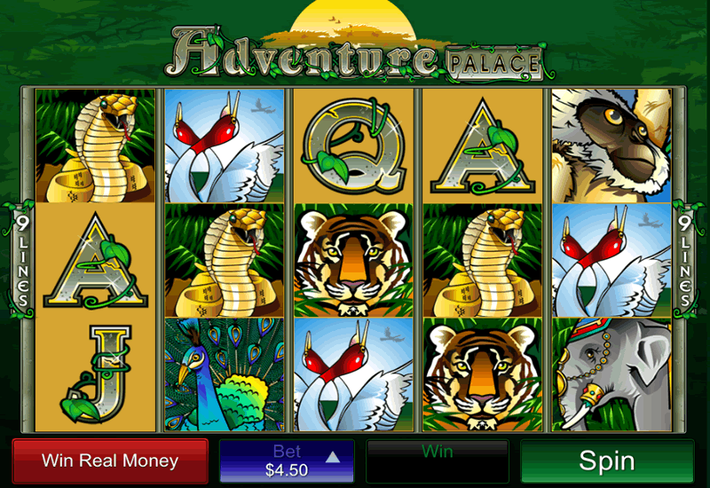adventure-palace symbols