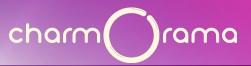 Charmorama-slot - logo