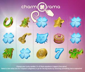 charmorama symbols