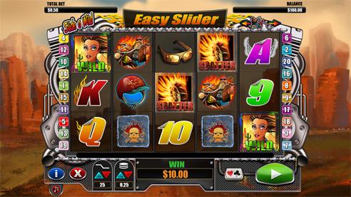 EasySlider-wild scatter