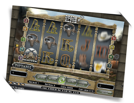 dead or alive freespins