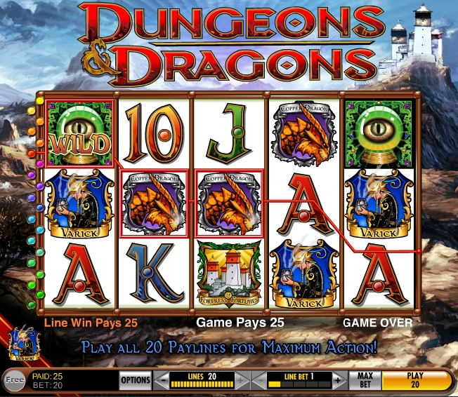 dungeons-and-dragons slot