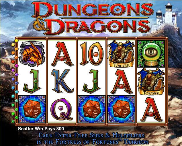 dungeons - fortressoffortunes-bonusgame