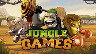 Jungle-Games front