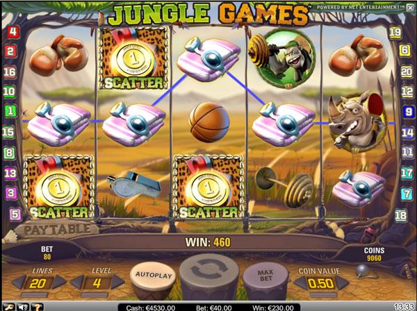 Jungle-Games scatter