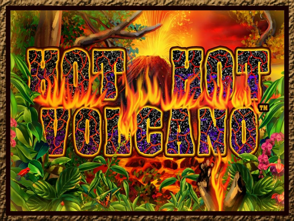 hot hot volcano - main