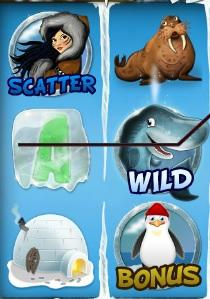 icy wonders symboler