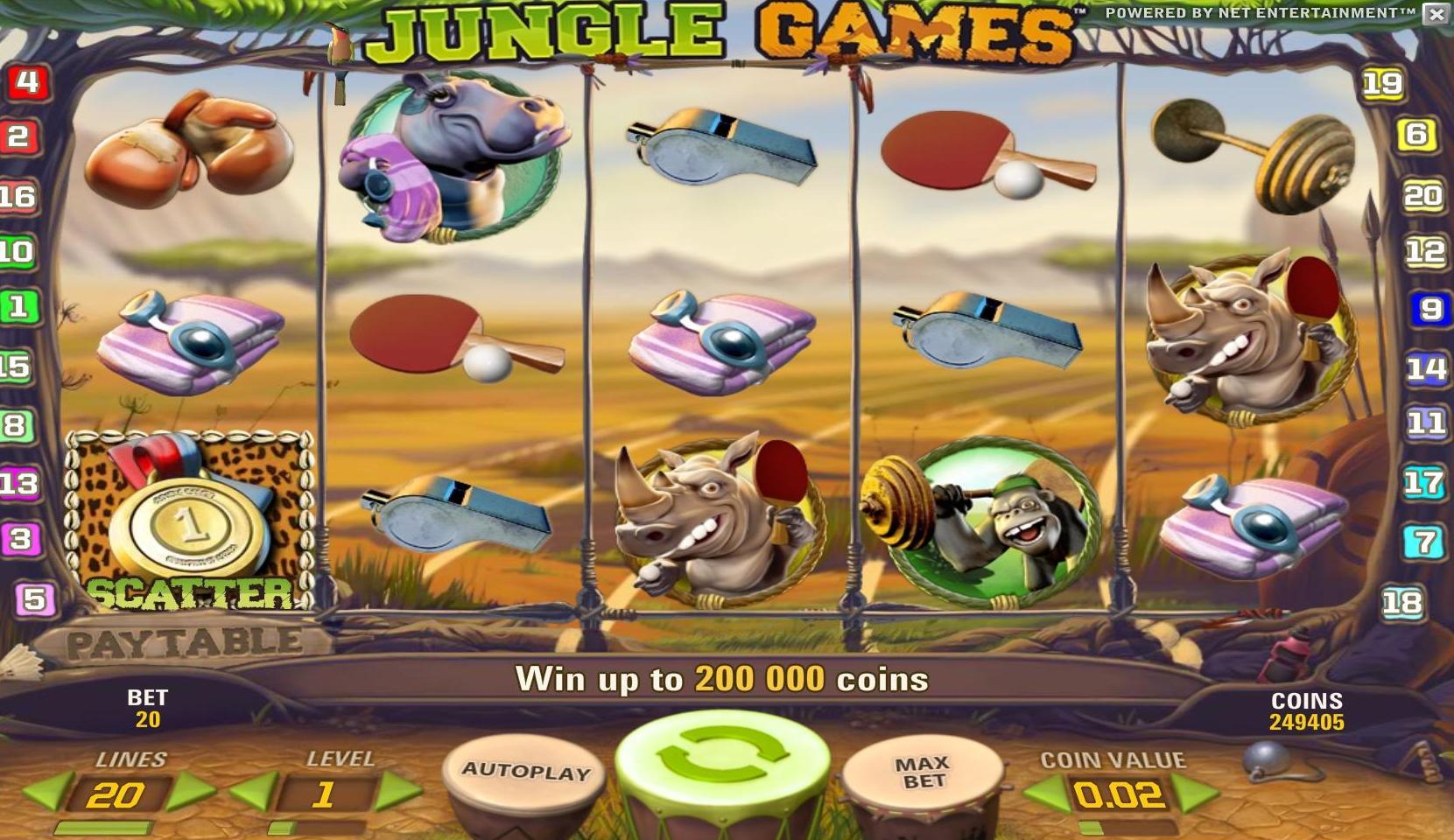jungle-games smbls