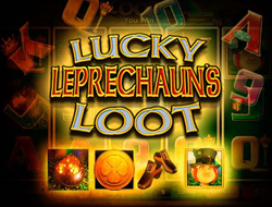 Lucky-Leprechauns-Loot golden