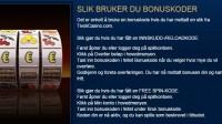 Tivoli-casino bonuskoder
