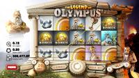 legend olympus freespen