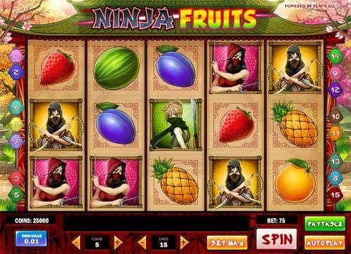 ninja-fruits-slot-screen