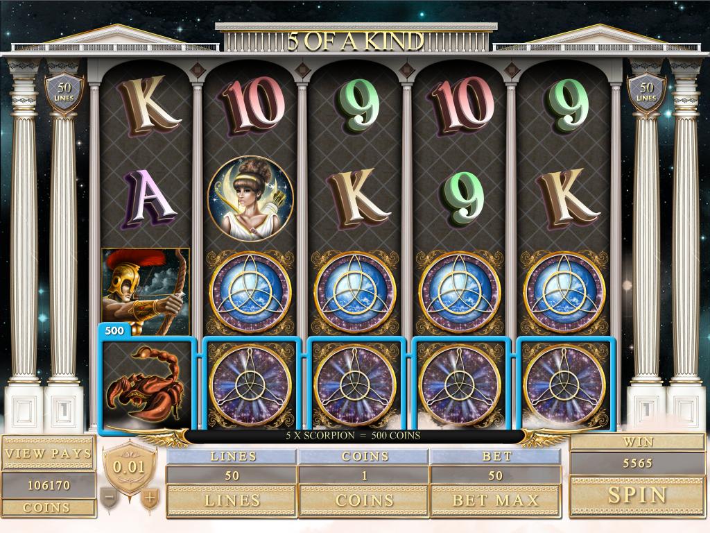 casino på linje for å spille gratis