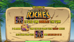 ramesses riches bonus