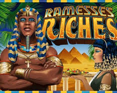 ramesses riches front