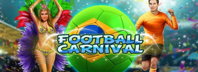 football carnival front