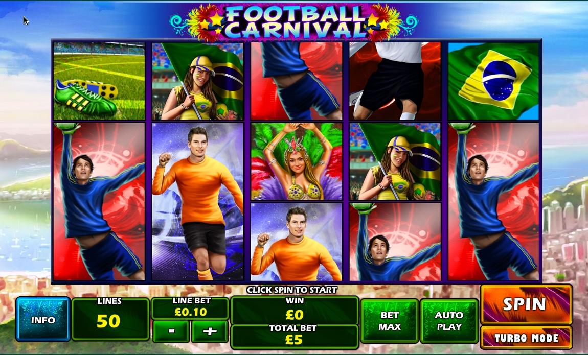 football-carnival symboler