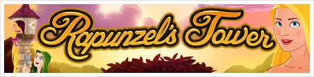 rapunzel logo long