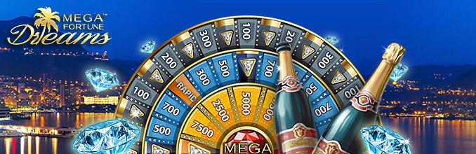 Mega Fortune Dreams fancy