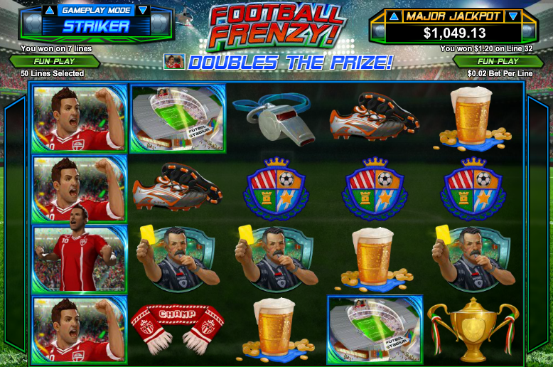 football frenzy smbls