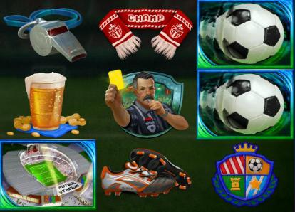 football frenzy symboler