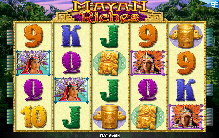 mayan-riches-slot