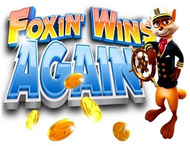 Foxin Wins Again 1