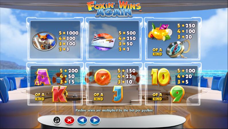 Foxin Wins Again 3
