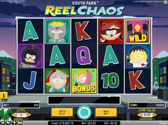 South Park Reel Chaos 1