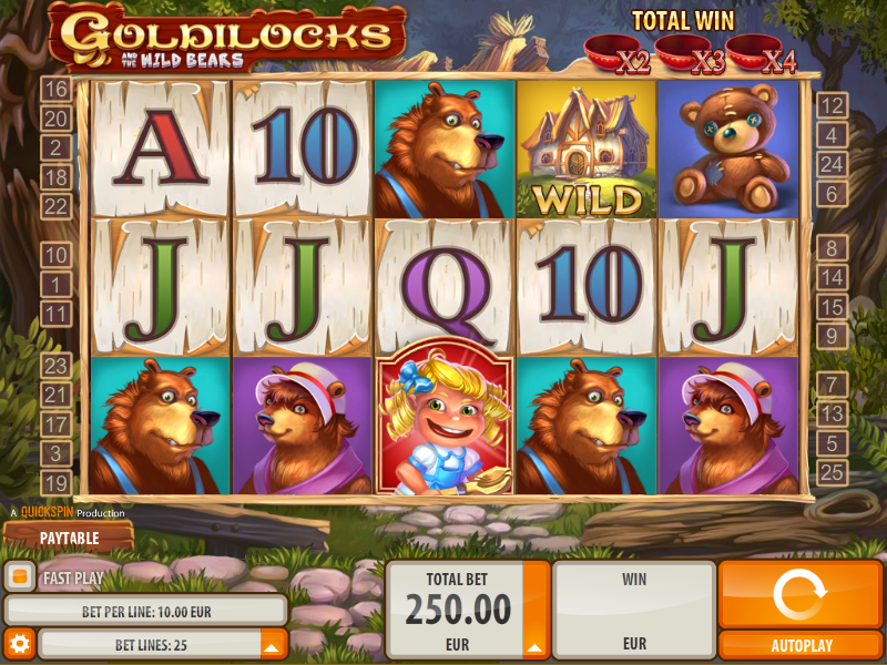goldilocks-slot