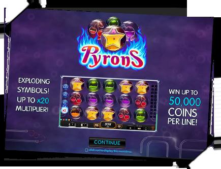 pyrons-info