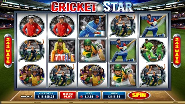 Cricket Star 1