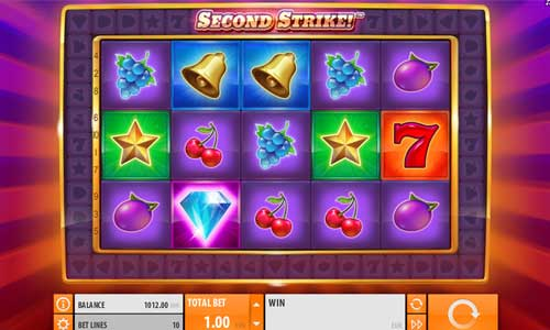 Second Strike! - Rizk Casino