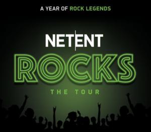 motorhead netent rock the tour