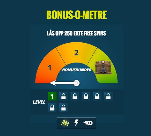 Thrills Bonus-O-Metre