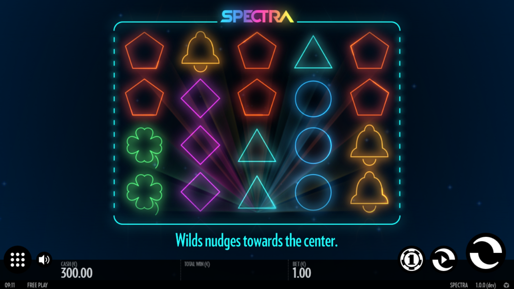 Spectra_MainGame